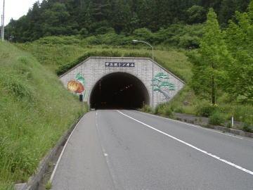 国道261号線・中三坂峠