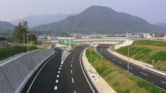 広島高速1号線